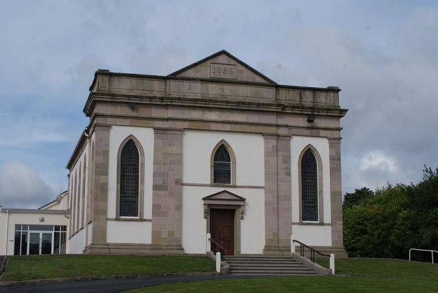 Second Presbyterian Church, Comber