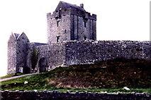 M3810 : Kinvarra - Dunguaire Castle by Joseph Mischyshyn