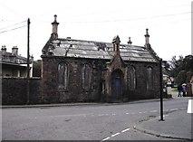 NR7120 : The Old School, Campbeltown by PAUL FARMER