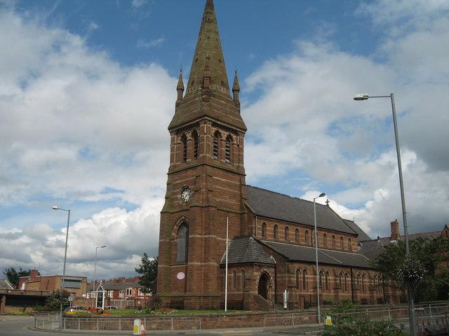Christ Church, Bootle