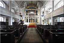 TQ2880 : Grosvenor Chapel, South Audley Street, Mayfair by John Salmon