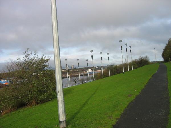 Flash at Hebburn (Public Art )