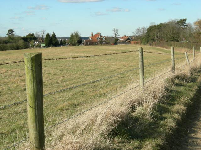 Field in Upshire