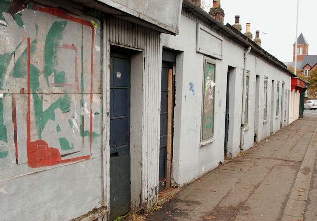 Rosetta Cottages, Belfast