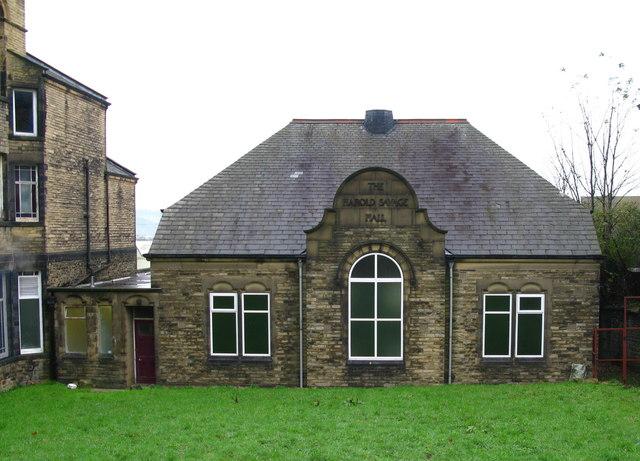 The Harold Savage Hall, Elland