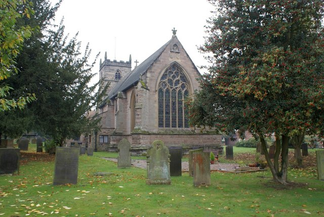 Woodborough Parish Church