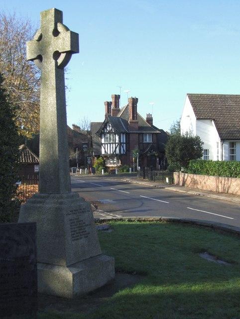 The Four Bells pub