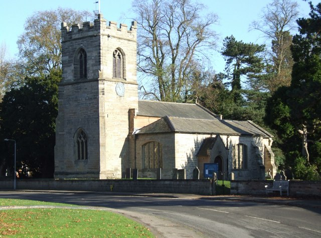 Oxton Parish Church