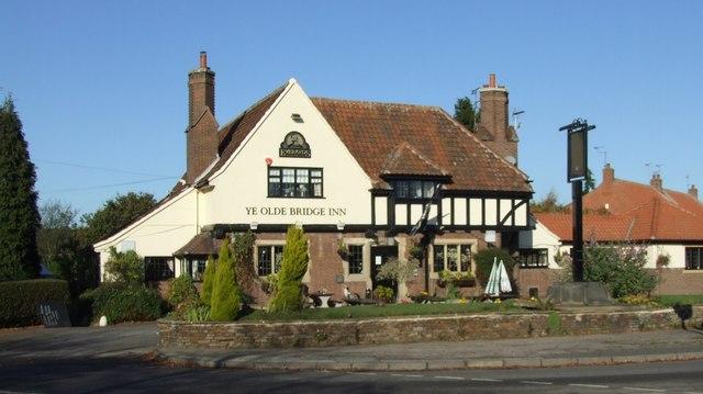 Ye Olde Bridge Inn at Oxton