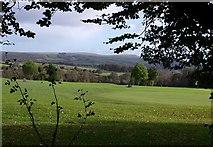 SX5857 : Sparkwell Golf Course by Derek Harper