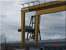 NS2776 : Clydeport Ocean Terminal by Richard Webb