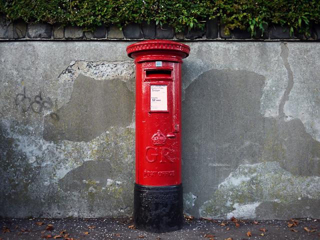 Postbox, Bangor