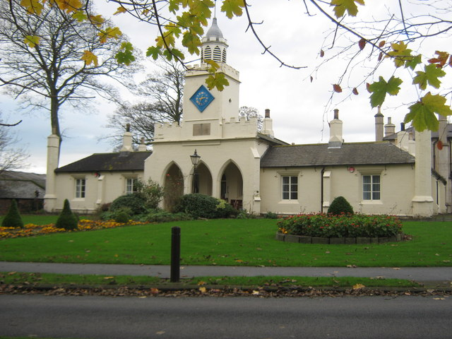 The Hospital of God Greatham Village