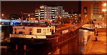 "J3474 : The ""Confiance"", Belfast (2) by Albert Bridge"