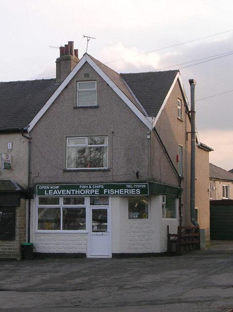 Leaventhorpe Fisheries - Thornton Road