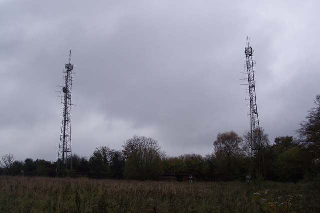 Radio Masts in Knockholt