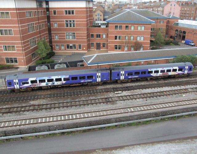 Midland Main Line, Nottingham