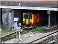 SK5739 : Nottingham Midland Station, Nottingham by Dave Hitchborne