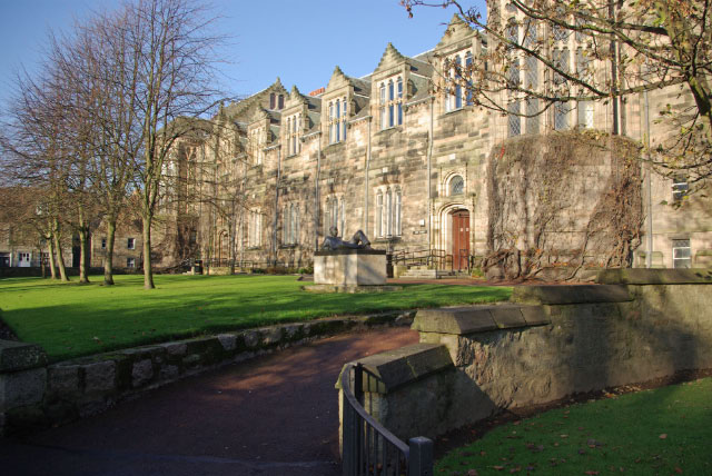 New King's, University of Aberdeen © Stephen McKay :: Geograph Britain and Ireland