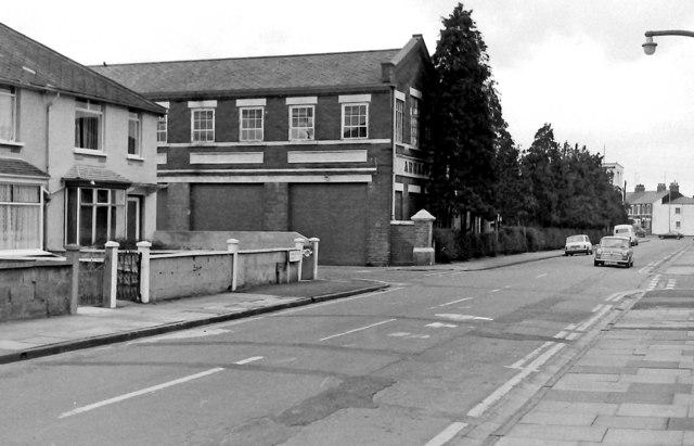 Garrard Factory, Newcastle Street