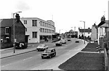 SU1584 : Fleming Way and the now demolished Garrard Factory by P L Chadwick