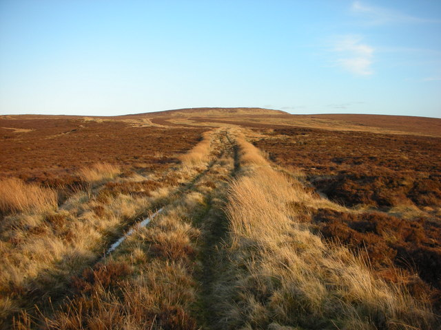 Carntogher. A Forgotten Track.