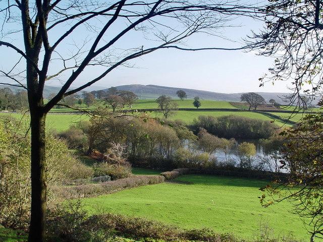 Small Lake at Haverbrack