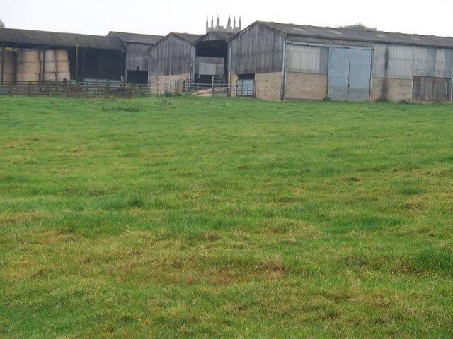 Manor Farm, Longborough