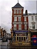 TQ2775 : Restaurant on Battersea Rise by tristan forward
