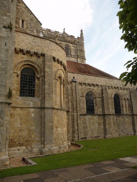 Romsey - Romsey Abbey
