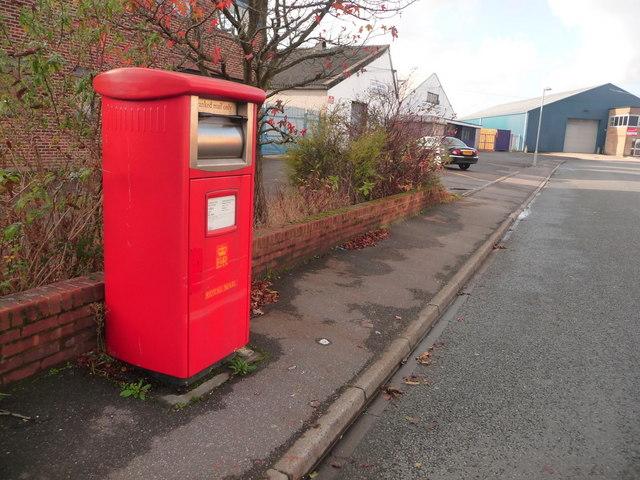 Creekmoor: postbox № BH17 506, Balena Close