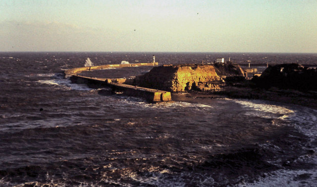 Seaham harbour 1979