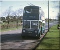 SE1233 : Bradford Trolleybus at Leaventhorpe by David Hillas