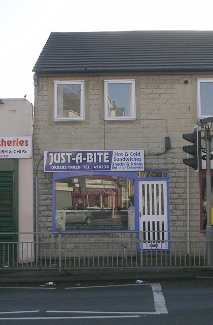 Just-a-Bite - Thornton Road