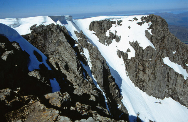 Crags and Cornices