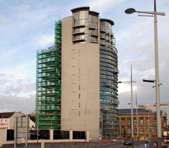 "The ""Boat"" site, Belfast (30)"