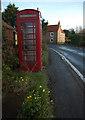 TA2236 : Flinton phone box by Paul Harrop