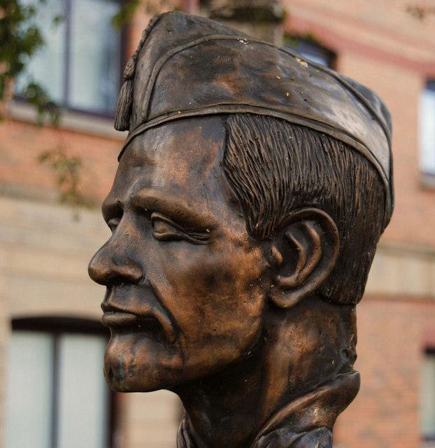 Spanish civil war memorial, Belfast (2)
