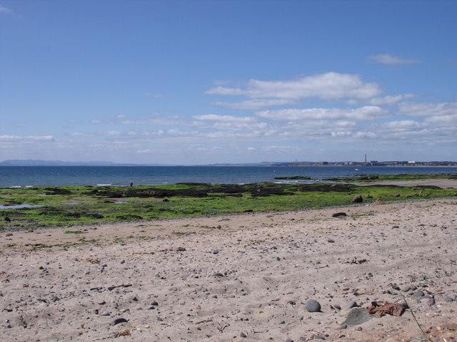 Sandy Beaches, Lower Largo by Astrid H