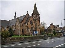 NT1972 : St Ninian's Church, Corstorphine, Edinburgh by Mr H