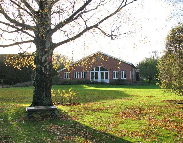 Mangreen Health & Healing Trust - the Chapel Grounds
