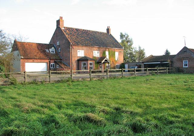 Mangreen Hall Farm (farmhouse)