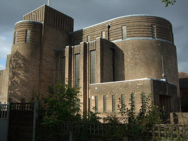 St Nicholas, Burnage