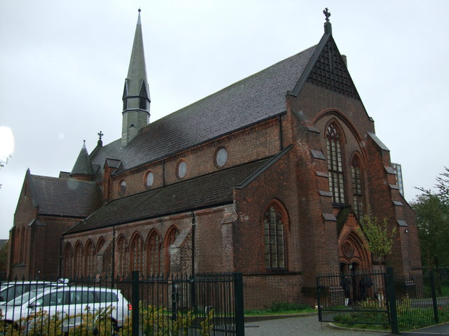 St Clement's Church, Ordsall, Salford