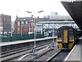 SK5739 : Railway Station, Nottingham by Dave Hitchborne