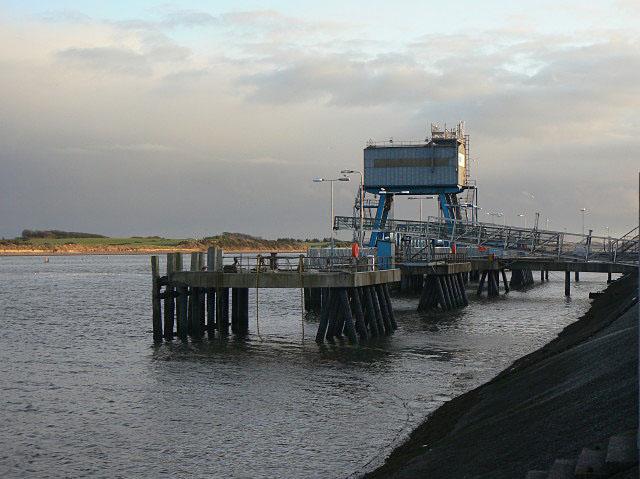 Fleetwood Ferry Terminal