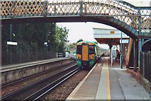 TQ6304 : Pevensey and Westham Railway Station, East Sussex by nick macneill