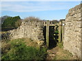 NZ3863 : Kissing gate on Bede's Way Cleadon Hill by peter robinson