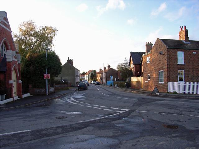 High Street, Wootton
