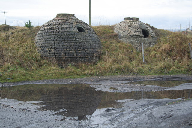 Beehive coking ovens